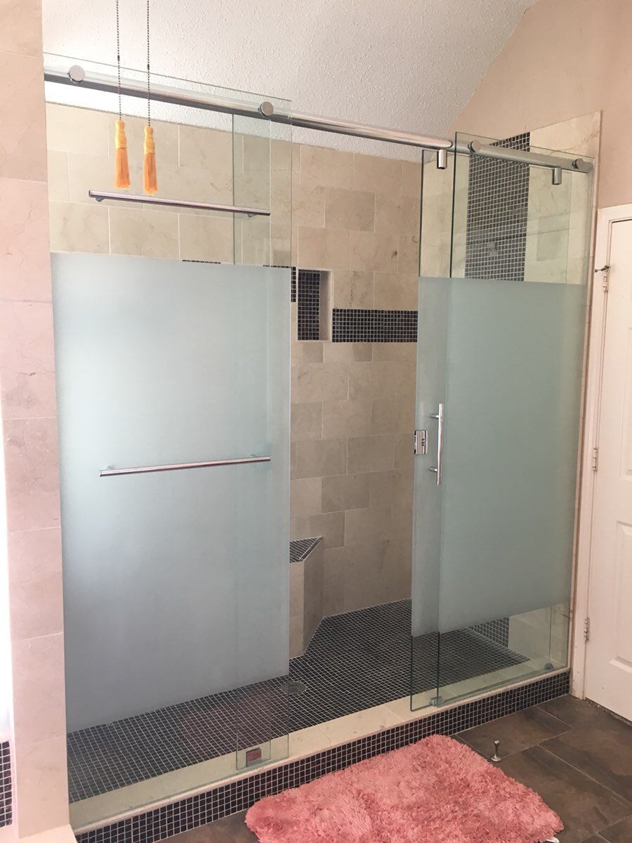 Custom privacy hydroslide system