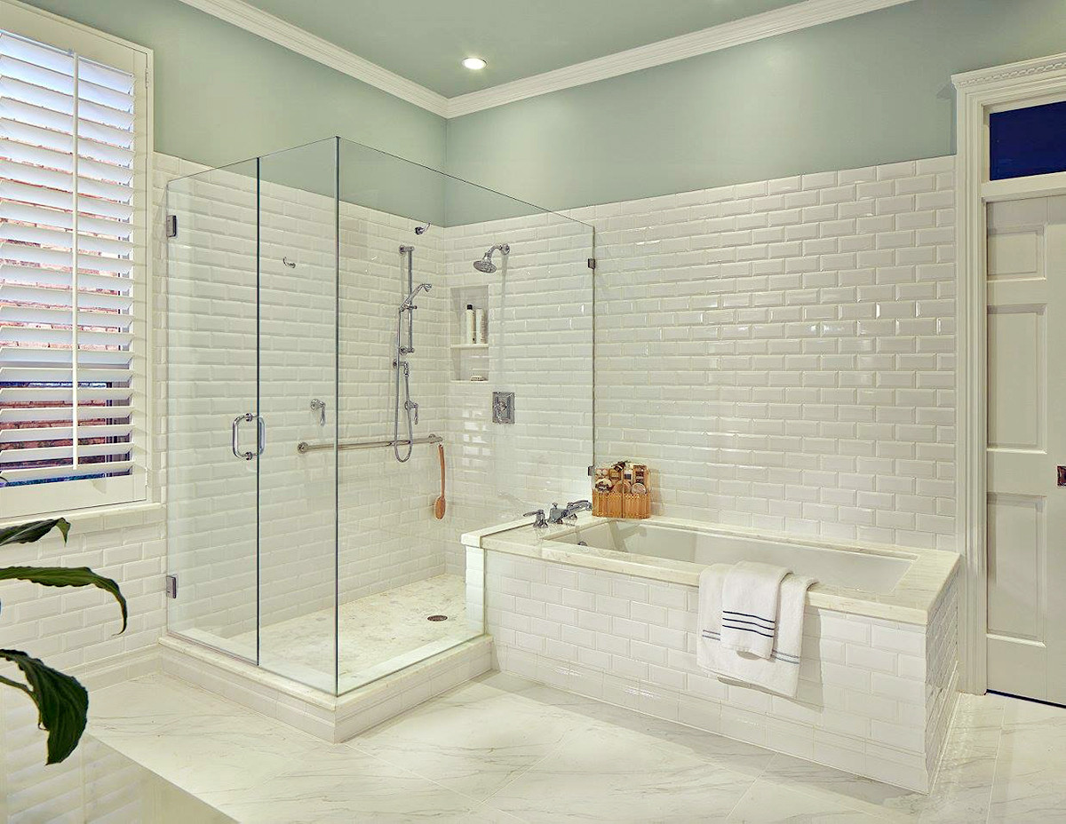 Frameless Shower Dallas